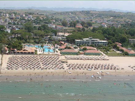 Tropikal Resort in Durres
